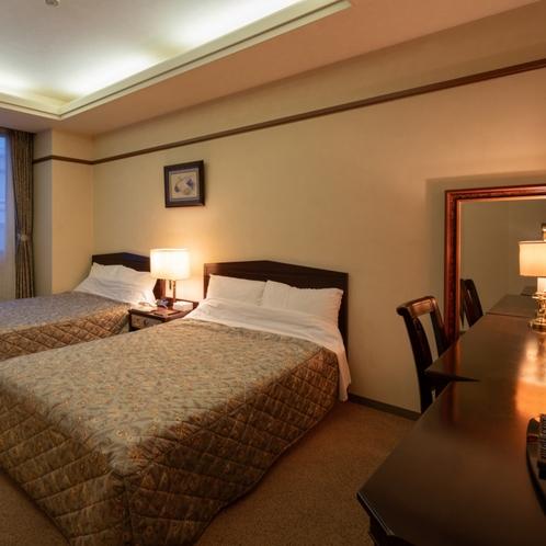 ●スイートルーム72平米寝室