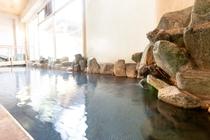 殿の湯 内湯