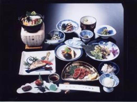 ◆極みのスローフーズ懐石◆日本三美人の湯と宿自慢の懐石料理を堪能♪【わかやま歴史物語】