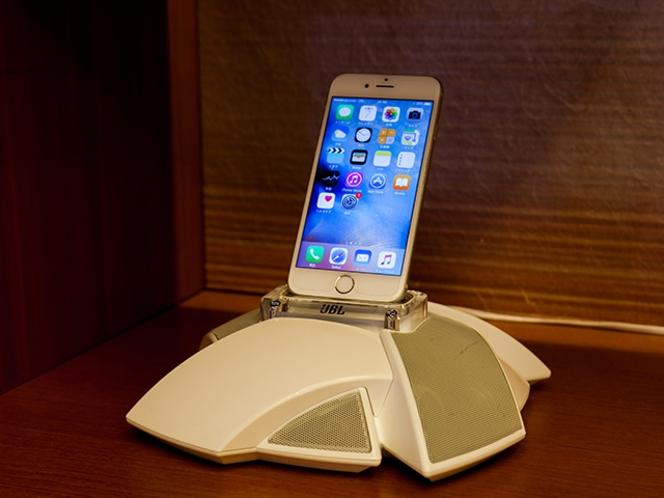 iPhoneスピーカー