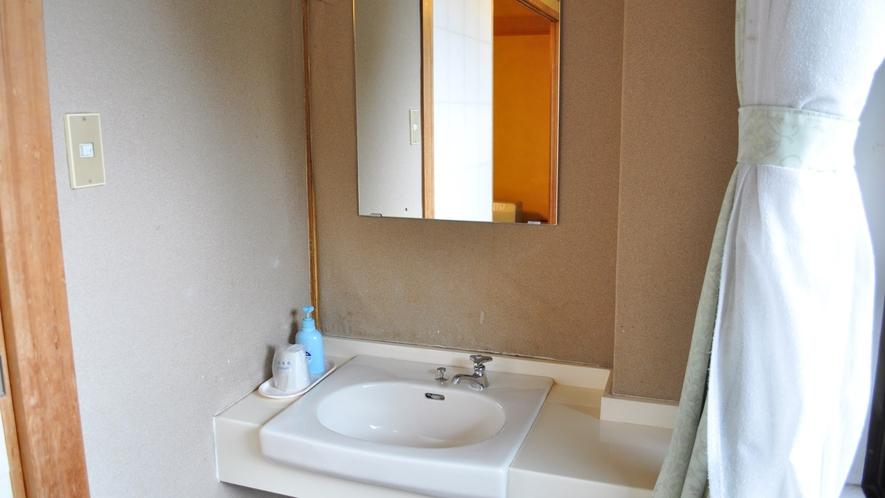 【和室10畳(トイレなし)】洗面台