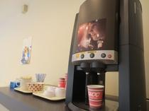 ホットーコーヒー サービス