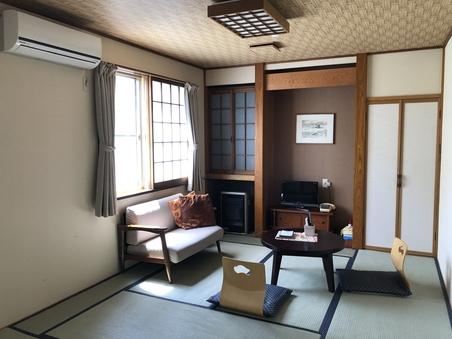和室8畳 禁煙室(7号室トイレ付き)