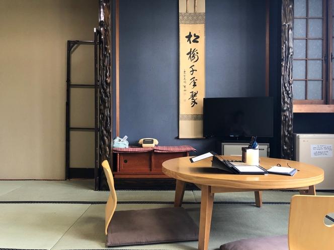 落ち着いた和室(一例)