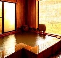 檜葉の湯 内湯