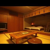 寝室と居間2