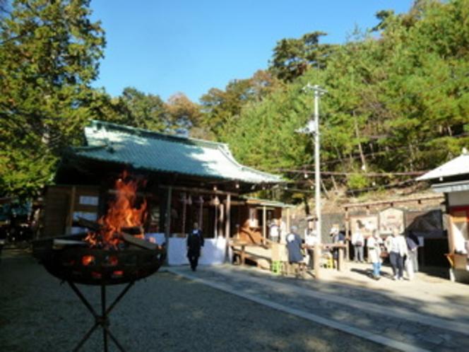 西宮神社のえびす講