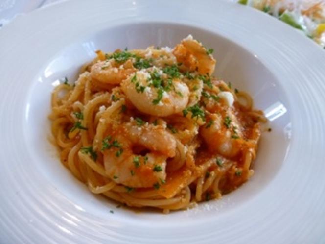 週替わりのスパゲッティ