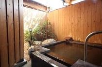 1階客室露天風呂