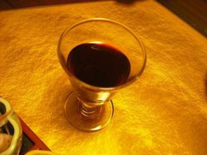 食前酒(一例)