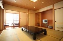 露天風呂付き客室(1F)