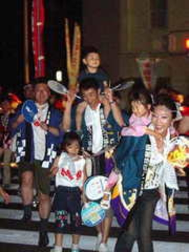 8月1日から5日間…「はこだて港祭り」の開催です!