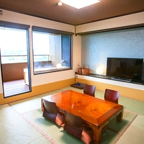 露天風呂付客室~和の空間~