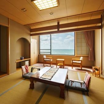 日本海一望!本館 スタンダード和室