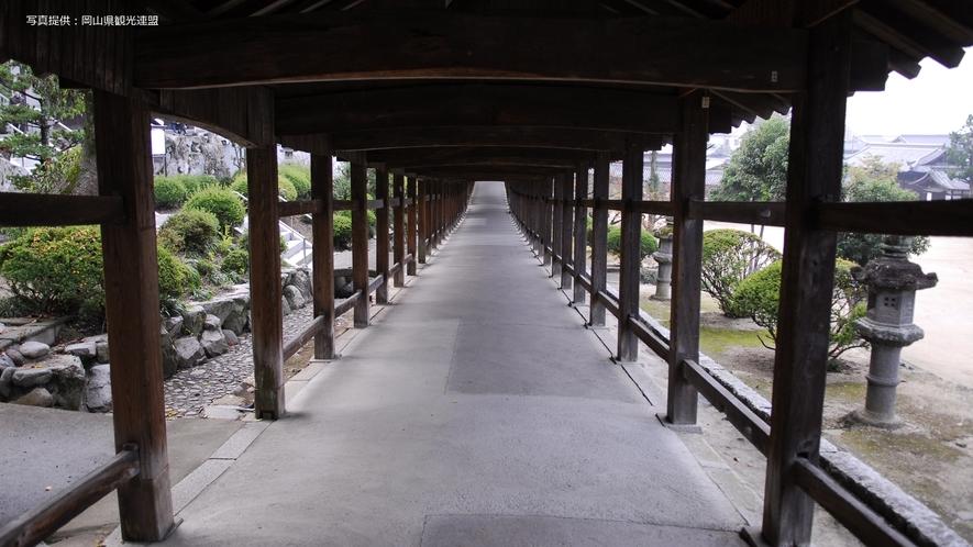【観光スポット】吉備津神社