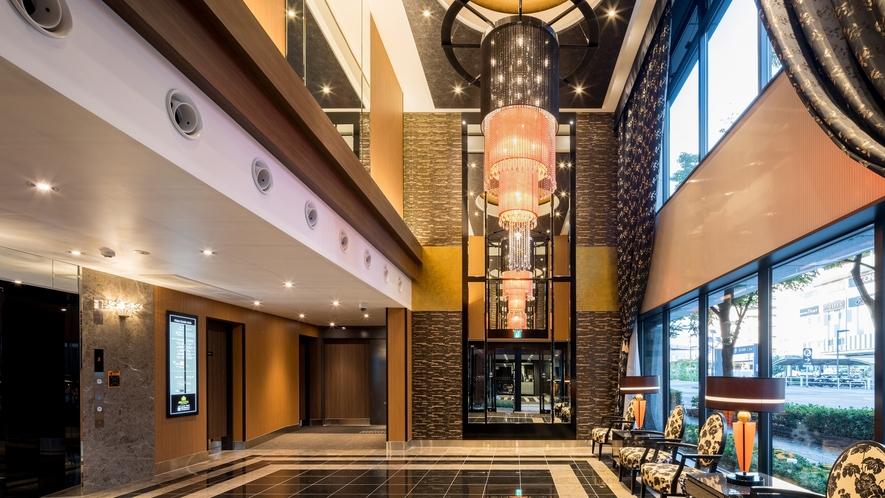 北棟エレベーターホール
