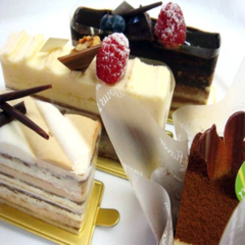 【女性限定】ケーキ