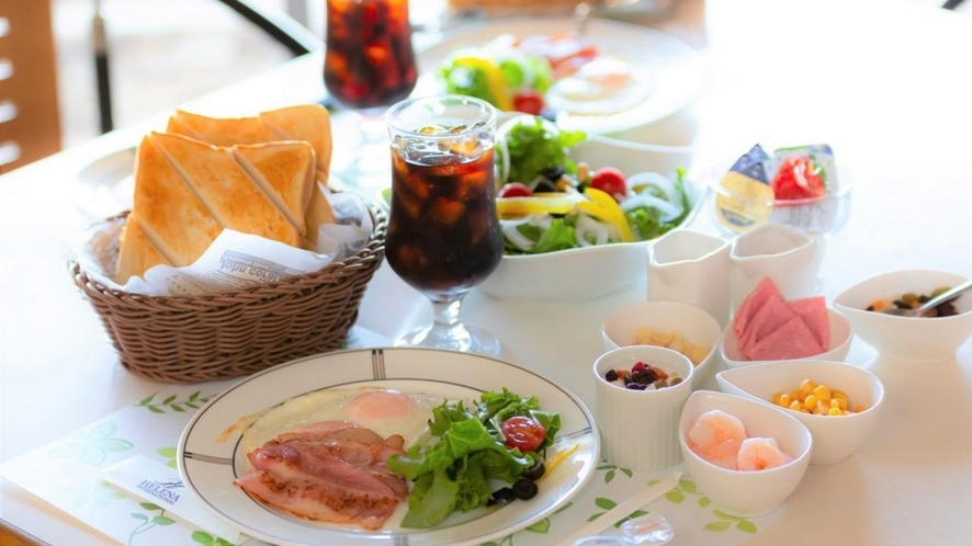 宿泊者様限定のご朝食