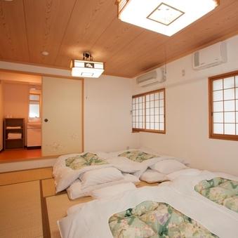 【禁煙】和室12畳/WiFi完備