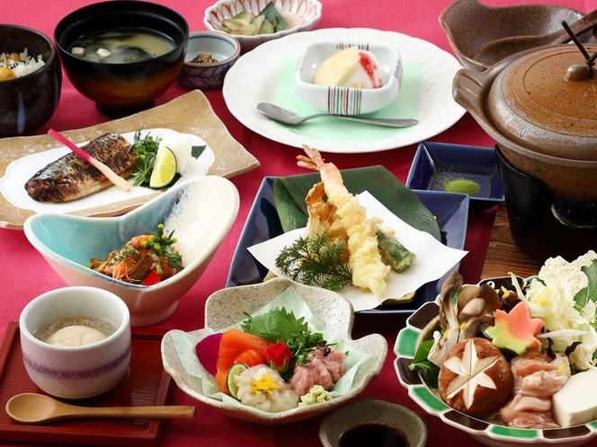 4,000円個人会席料理一例
