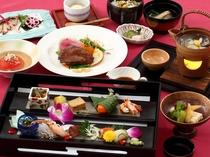 福寿プラン 夕食一例