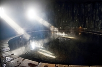 大浴場 洞窟風呂