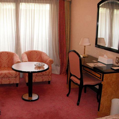 *ホテル棟のお部屋