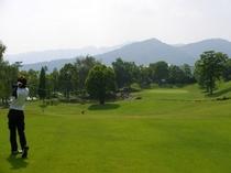 ゴルフ場18H
