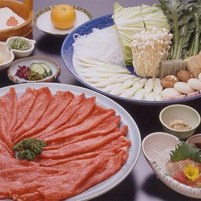 【直前割】◆しゃぶしゃぶコース◆国産牛と京野菜…贅沢な京風鍋を楽しむ