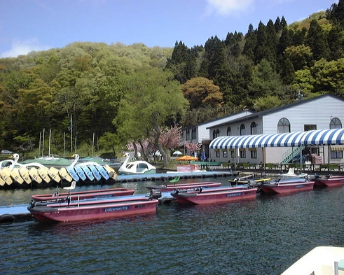 野尻湖の自然にどっぷり素泊りプラン