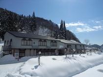 レイクサイドホテル(冬季)2
