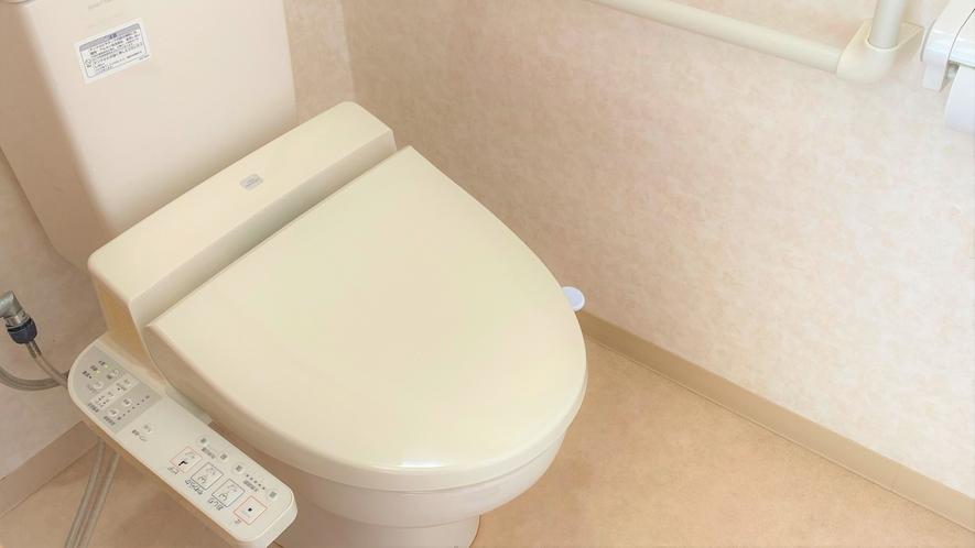 和室8畳(トイレ)