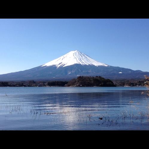 【河口湖】