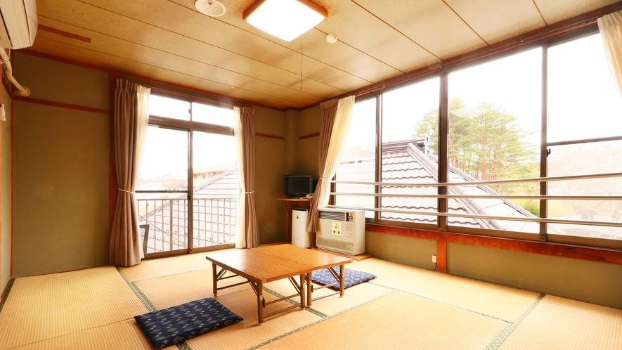 10畳◆3~4名様でご利用いただけるお部屋です