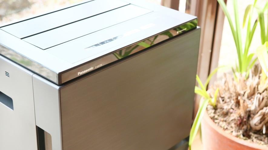 空気清浄機◆快適な空間をつくります