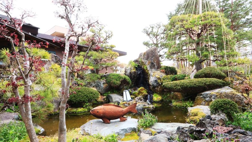 庭園◆静かなトキを過ごしたいあなたへ♪