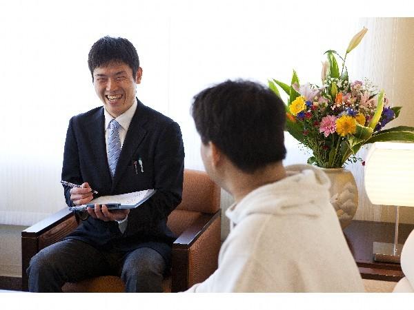管理栄養士がお客様のご要望をお伺いします