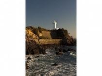 映画「喜びも悲しみも幾歳月」の舞台になった安乗崎灯台