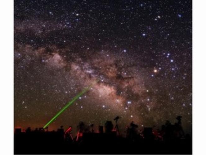 天かける銀河