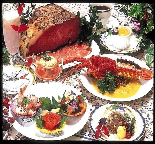友人のパリの一流ホテルシェフ直伝のお料理