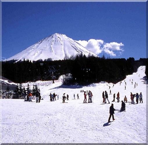 富士天神山スキー