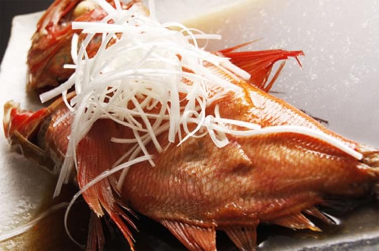 料理の一例3 ※料理内容は、季節や仕入れ状況によって多少変わります。