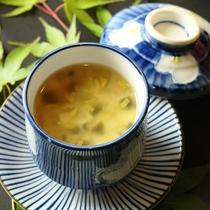【夕食】茶碗蒸し