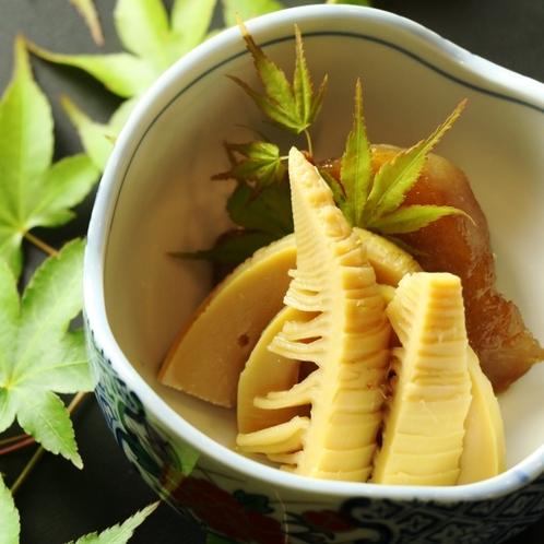 筍の煮物(山菜)♪期間限定の味