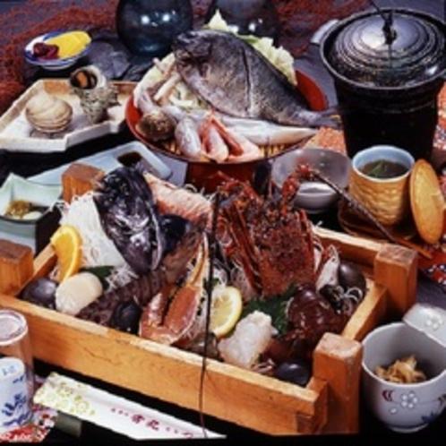 若だんなが獲るお魚は、日ごと変わります。お楽しみに♪