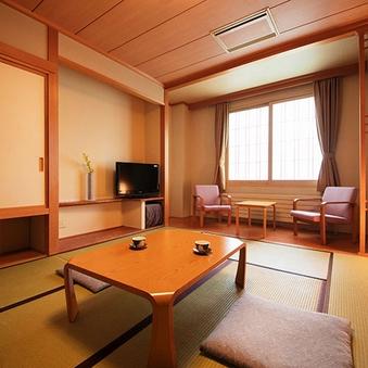 ■和室8畳■大浴場も近くて便利♪ご夫婦旅行におススメ☆禁煙