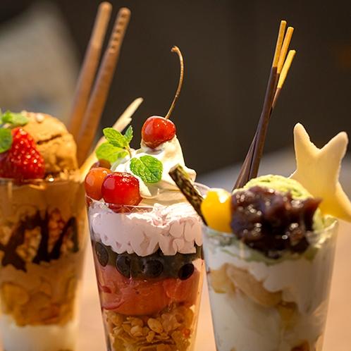 ■おふろcafe メニュー一例■