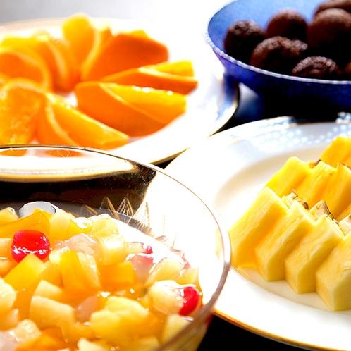 ■朝食バイキング■