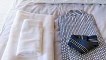 ・清潔なタオルと浴衣をご用意しております。