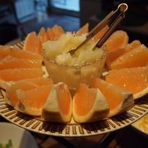 朝食【フルーツ】